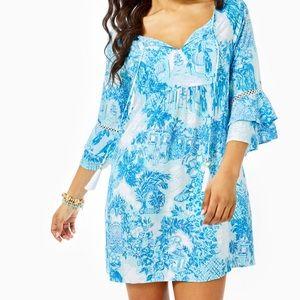 NWT Lilly Pulitzer Azita Tunic Dress